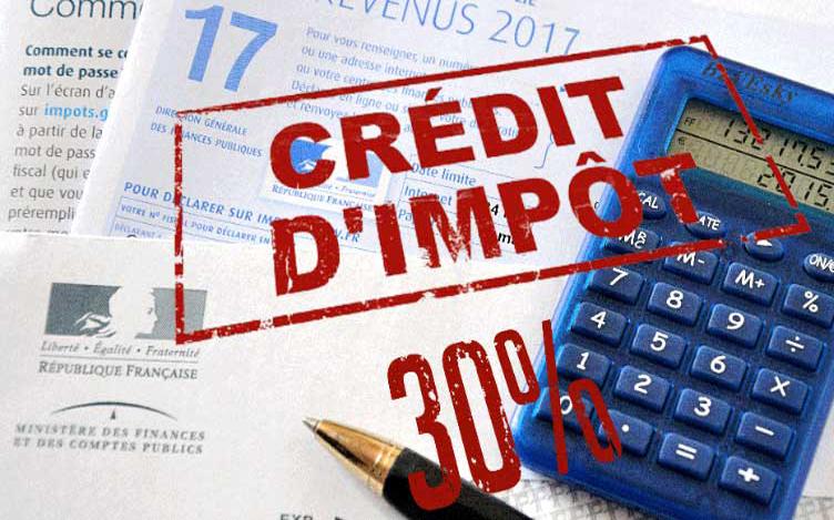 Crédit d'impôt : démarches et avantages